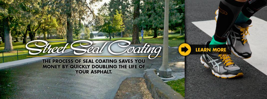 Street Seal Coating